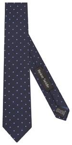 Seidensticker Dotted Tie Navy