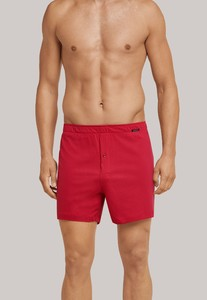 Schiesser Endless Summer Boxershort 2-Pack Rood