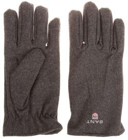 Gant Melton Gloves Graphite Melange