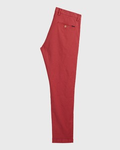 Gant Slim Summer Chino Mineral Red