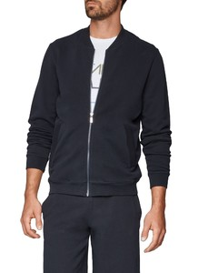 Maerz Sweat Cardigan Navy
