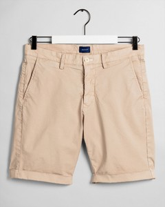Gant Sunfaded Shorts Zand