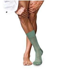 Falke No. 9 Socks Egyptian Karnak Cotton Sage Melange