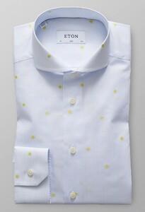 Eton Tennis Ball Fil Coupé Licht Blauw