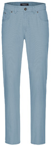 Gardeur Bill-2 5-Pocket Midden Blauw