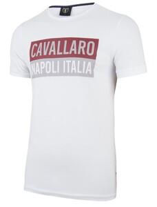 Cavallaro Napoli Augusto Tee Wit