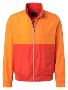 Pierre Cardin Techno Airtouch Color Block Oranje-Rood