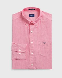 Gant The Oxford Shirt Watermeloen Rood