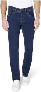 Gardeur Bill-19 AirTrip Denim Dark Denim Blue