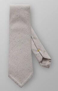 Eton Shantung Cotton Silk Mid Grey