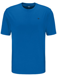 Fynch-Hatton Ronde Hals T-Shirt Royal