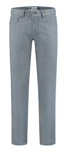 Com4 Urban 5-Pocket Denim Jeans Licht Blauw