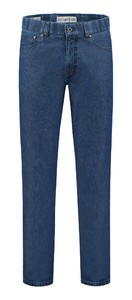 Com4 5-Pocket Denim Jeans Blauw