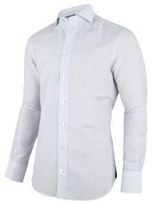 Cavallaro Napoli Bari Sleeve 7 White-Lightblue