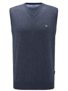 Fynch-Hatton Uni Slipover Superfine Cotton Navy