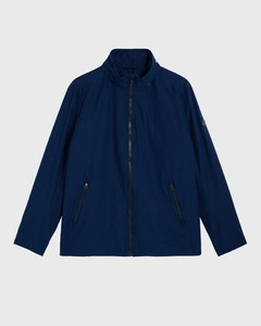Gant The Coast Mid Jacket Persian Blue