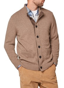 Maerz Buttoned Cardigan Hardhout