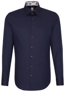 Jacques Britt Twill Uni Business Navy