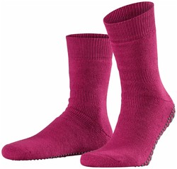 Falke Homepads Socks Red Plum