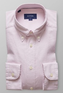 Eton Slim Uni Royal Oxford Roze