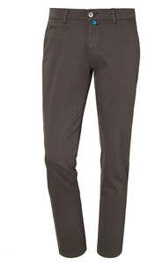 Pierre Cardin Lyon Tapered Chino Futureflex Antraciet Melange