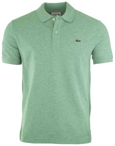 Lacoste Slim-Fit Piqué Polo Light Green