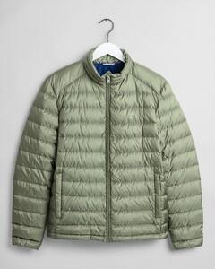Gant The Light Down Jacket Four Leaf Clover