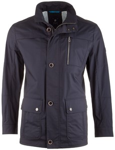 Pierre Cardin Futureflex Cotton Mix Jacket Navy