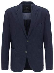 Fynch-Hatton Cotton Structure Navy