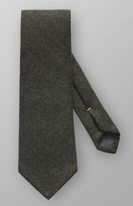 Eton Wool Tie Donker Groen