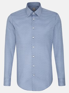 Jacques Britt Multi Dot Business Pastel Blue