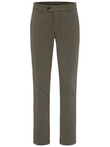 Fynch-Hatton Togo All Season Chino Garment Dyed Olive