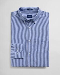 Gant Tech Prep Seersucker Stripe College Blue