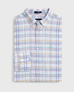 Gant Tech Prep Seersucker Plaid Wit