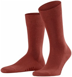 Falke Family Socks Rust