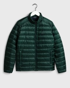 Gant The Light Down Jacket Green