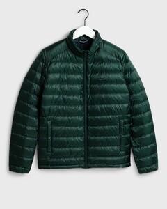 Gant The Light Down Jacket Groen