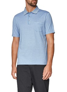 Maerz Pastel Uni Polo Light Sky