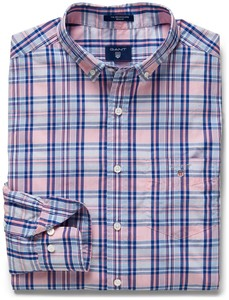 Gant Broadcloth Plaid Wit