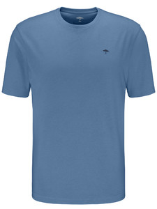 Fynch-Hatton O-Neck T-Shirt Pacific