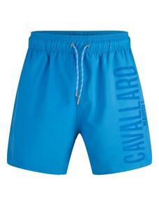 Cavallaro Napoli Felpo Swim Shorts Midden Blauw