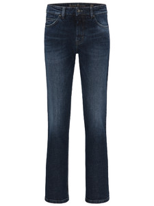 Fynch-Hatton Mombasa All-Season Authentic Denim Donker Blauw