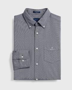 Gant The BCI Oxford Shirt Avond Blauw