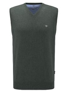 Fynch-Hatton Uni Slipover Superfine Cotton Clover