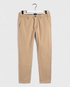 Gant Slim Comfort Chino Donker Khaki
