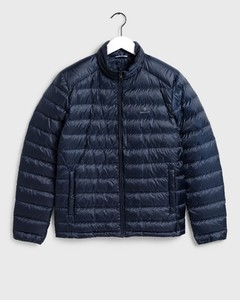 Gant The Light Down Jacket Marine