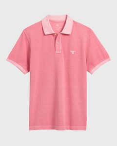 Gant Sunbleached Piqué Rugger Pink Rose