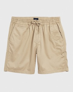 Gant Relaxed Embroidered Short Zand