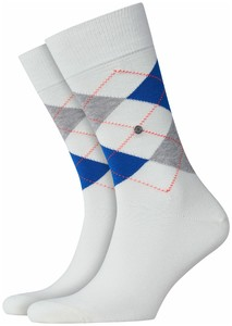 Burlington King Socks Off White