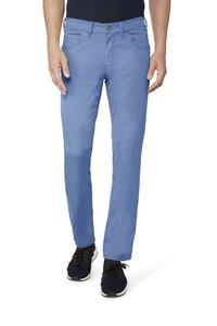 Gardeur Bill-3 Cottonflex Midden Blauw